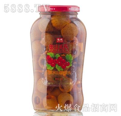 魁舐糖水山楂罐头528g
