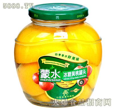 蒙水--黄桃
