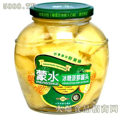 蒙水--菠萝