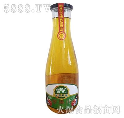汾兰苹果汁1.5L