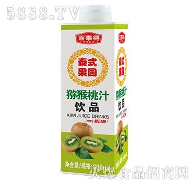 泰式果园猕猴桃果汁饮料600ml