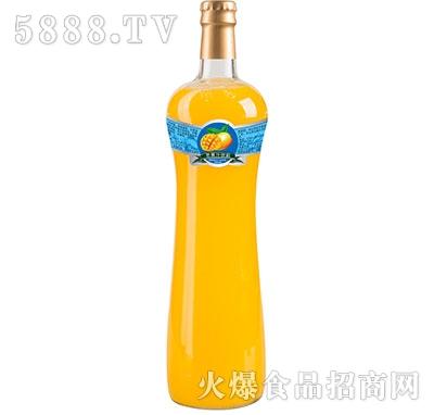茹妙芒果果汁饮料750ml