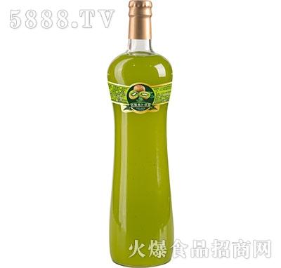 茹妙猕猴桃果汁饮料750ml