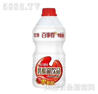 1.25L百事得红枣味乳酸菌