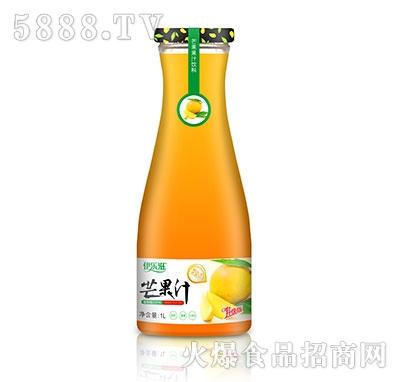 伊乐滋芒果汁1L