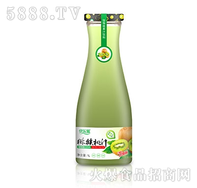 伊乐滋猕猴桃汁1L