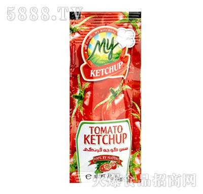 ketchup番茄酱袋装