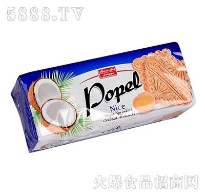 popel-nice椰子饼干