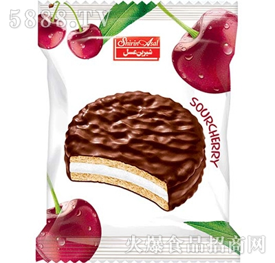 Bvalspine樱桃夹心饼干