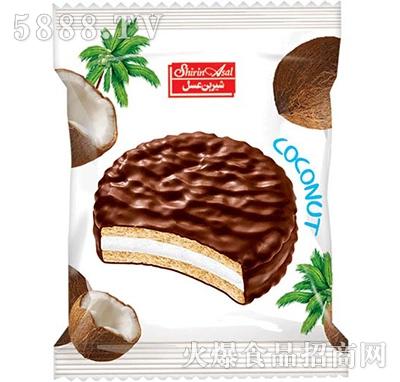 Bvalspine椰子夹心饼干