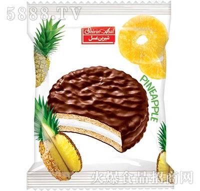 Bvalspine菠萝夹心饼干