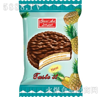Bvalspine夹心饼干菠萝