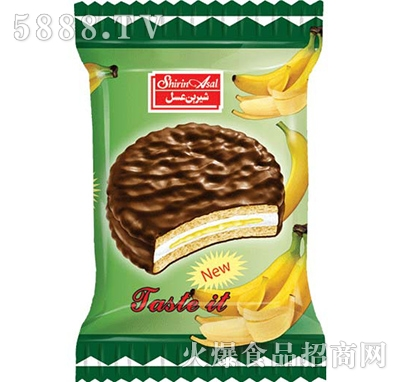 Bvalspine夹心饼干香蕉