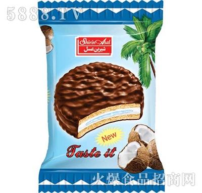Bvalspine夹心饼干椰子