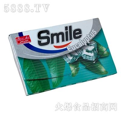 smile薄荷口香糖