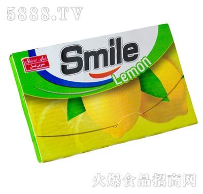 smile柠檬口香糖