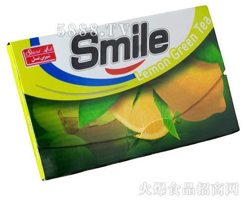 smile柠檬绿茶口香糖