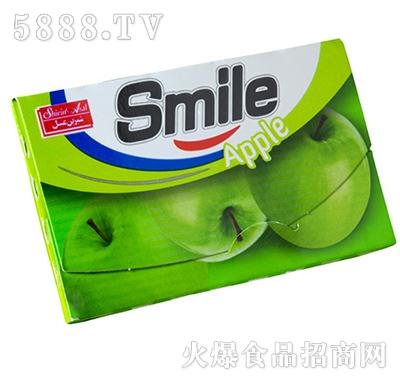 smile苹果口香糖