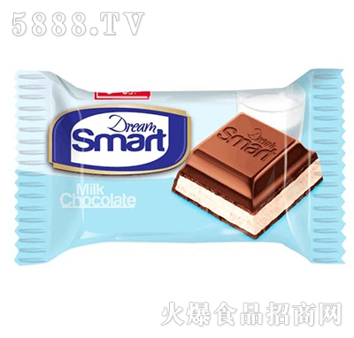 smart牛奶巧克力袋