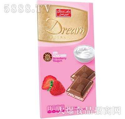 dream草莓巧克力