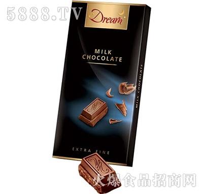 dream牛奶巧克力
