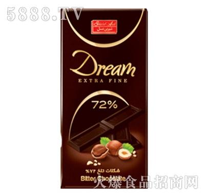 dream巧克力72%