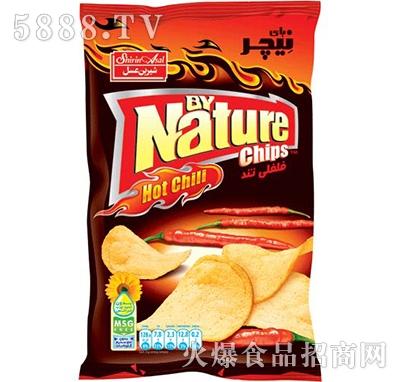 nature红辣椒薯片