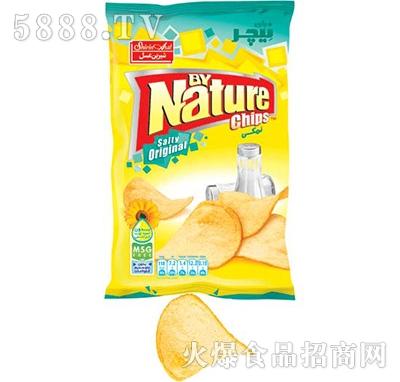 nature橘子薯片