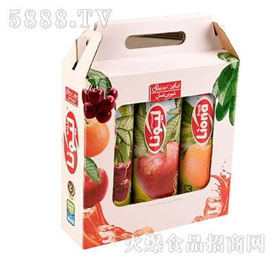 Liona果汁礼盒手提装