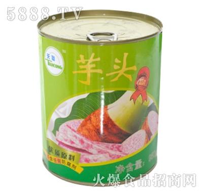 海山芋头罐头产品图