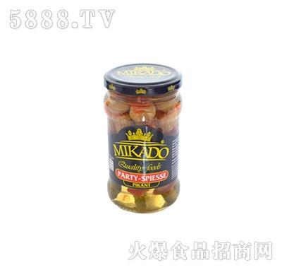 海山玉米笋罐头产品图