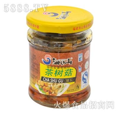 海山调味茶树菇150g产品图