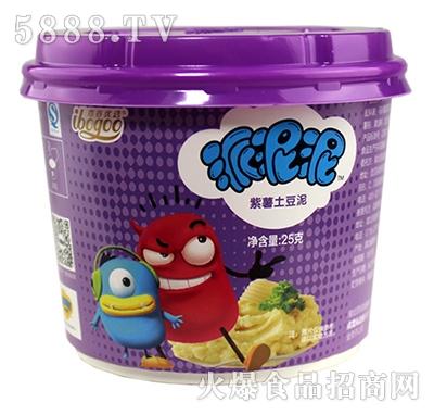派泥泥紫薯土豆泥25g