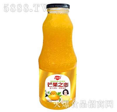 金娇阳芒果之恋果味饮料1.25L