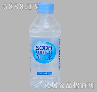 三生态苏打水350毫升