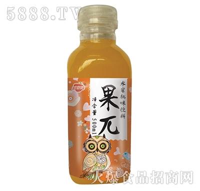 金娇阳果π水蜜桃味果味饮料500ml