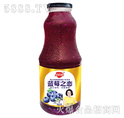 金娇阳蓝莓之恋1.25L