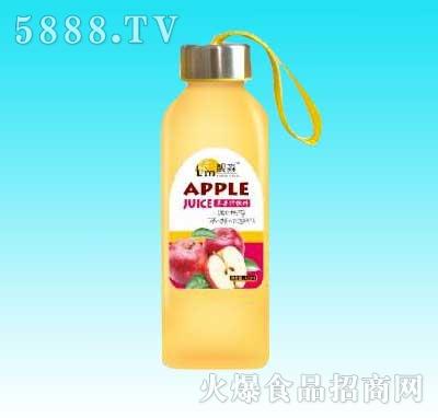 靓淼苹果汁420ml