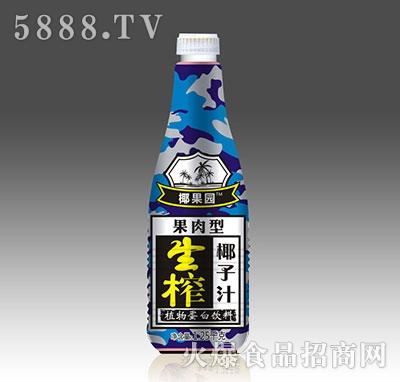 椰果园生榨椰子汁1.25KG