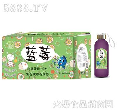 发酵蓝莓汁饮料410mlx15
