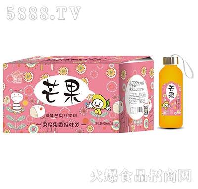 发酵芒果汁饮料410mlx15