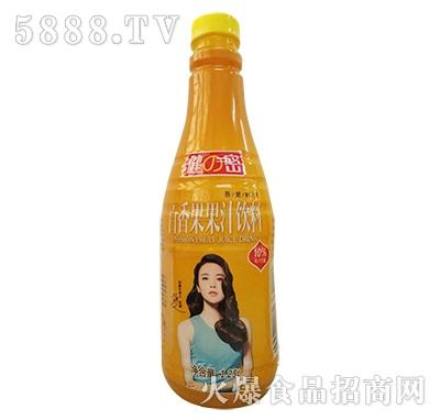 健密百香果果汁饮料1.25L