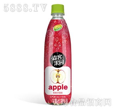 森客果园苹果汁480ml