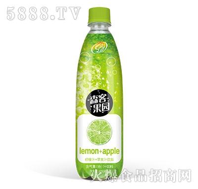 森客果园柠檬汁+苹果汁480ml