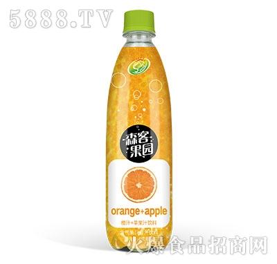 森客果园橙汁+苹果汁480ml