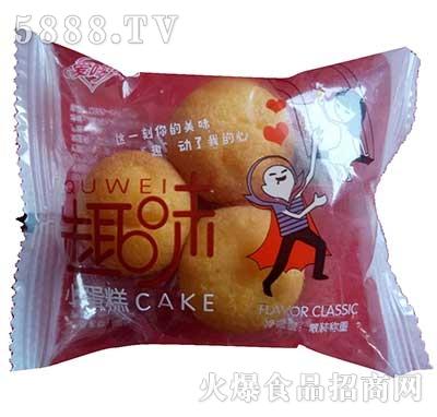 爱哆味趣味蛋糕散装
