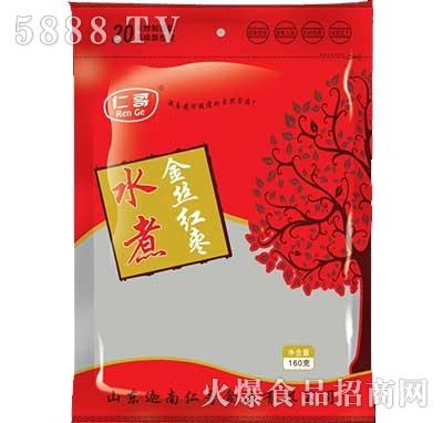 仁哥金丝红枣水煮瓜子160g