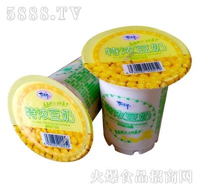 有情郎特浓豆奶植物蛋白饮料
