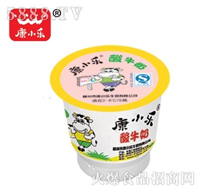康小乐风味酸奶180克