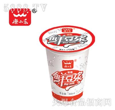 康小乐鲜豆浆300毫升